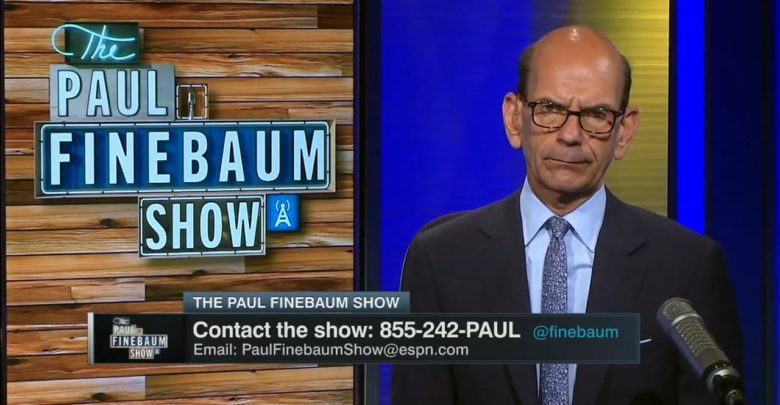 Photo of Finebaum adds an extra, national CFB hour starting Wednesday on ESPN2