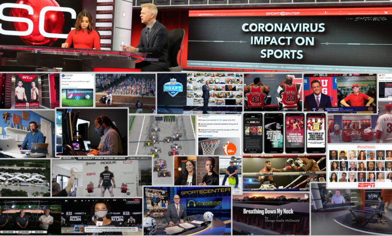 Photo of With the NBA's return to ESPN, A Look Back At Four Unforgettable Months of Adapting and Innovating