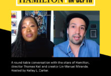Photo of ' . . . It was 'Hamilton.' That's all anybody had to hear, and they were all-in.'