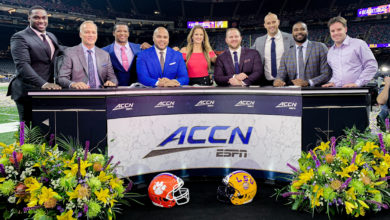 Photo of Production Notes: ACC Network Celebrates Its First Anniversary